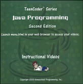 TeenCoder: Java Programming Supplemental Instructional DVD