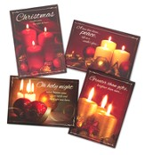 Christmas Light, Box of 12 Assorted Christmas Cards