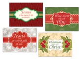 The Reason for the Season, Box of 12 Assorted Christmas Cards