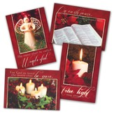 The Lord Has Come, Box of 12 Assorted Christmas Cards