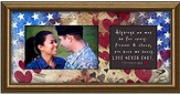 You Have My Heart, Military Photo Frame