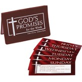 Gods Promises For the Week, Pocket Cards