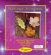 Nature Journal Craft Kits, pack of 12