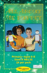 EduCraft All About Me Kits, 24 Pack, Ages 6-8
