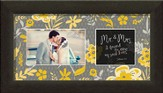 Me and Mrs Photo Frame