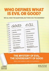 The Mystery of Evil, the Sovereignty of Good - CD