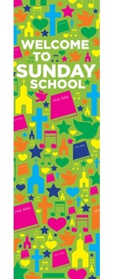 Welcome to Sunday School, Bookmarks, 25