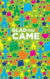 Glad You Came (Psalm 119:11), Postcards, 25