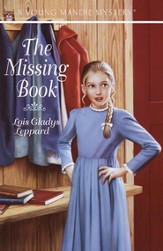The Missing Book - eBook Young Mandie Mystery Series #6