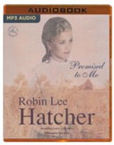 #4: Promised to Me - unabridged audio book on MP3-CD