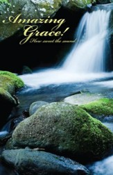 Amazing Grace! Bulletins, 100