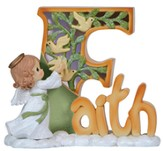 Faith Angel, LED, Precious Moments