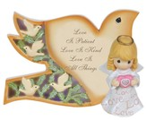 Love is Patient, LED Love Angel, Precious Moments