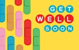 Get Well Soon, Postcards, 25