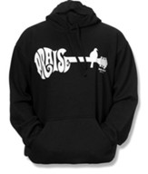 Praise Guitar Pullover Hoodie, X-Large (46-48)