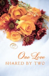 One Love, Shared By Two, Bulletins, 100