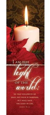 I Am the Light Of the World (John 8:12) Bookmarks, 25