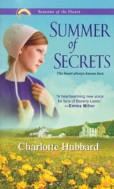 Summer of Secrets, Seasons of the Heart Series #1