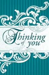 Thinking of You (Philippians 1:3) Postcards, 25
