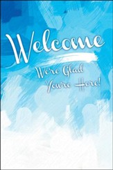 Welcome Folders (Psalm 118:24) Pack of 12