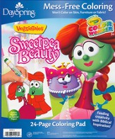 Princess of the King Coloring Pad, VeggieTales