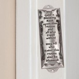 Bless This House--Mezuzah