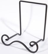 Display Stand: Scrolled Metal