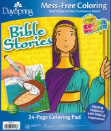 Bible Stories for Girls, Coloring Pad