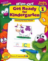 Get Ready for Kindergarten Wipe-Off Book 1