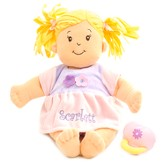 Personalized, Baby Stella, Blonde Doll