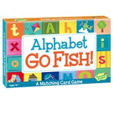 Alphabet Go Fish Match Up Game