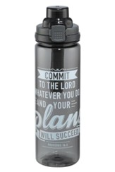 Your Plans Will Succeed, Water Bottle