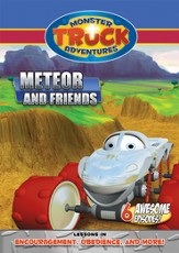 Meteor and Friends, DVD
