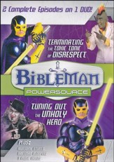 Bibleman Powersource: Terminating the Toxic Tonic of Disrespect /  Play DVD #8