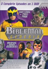 Bibleman Genesis: Shattering the Prince of Pride / Breaking the  Bonds of Disobedience, DVD