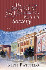 The Sweetgum Knit Lit Society: A Novel - eBook