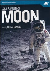 Our Created Moon, DVD