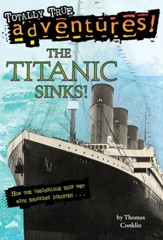 The Titanic Sinks! - eBook