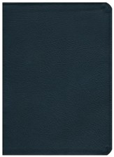 NASB MacArthur Study Bible  Black Bonded Leather