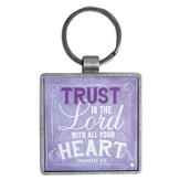 Be Our Strength Every Morning Keyring