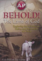 Behold! The Lamb of God, DVD