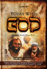 Today with God: Gospel of Matthew Volume II