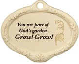 You Are Part of God's Garden Plant Pick