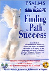 Psalms to Gain Insight: Finding the Path to Success-DVD & CD