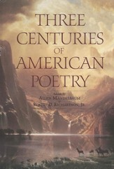 Three Centuries of American Poetry - eBook