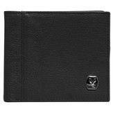 Eagle Bi-Fold Wallet, Black