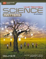 Lower Secondary Science Matters Textbook Volume B Grade 8, 2nd Edition