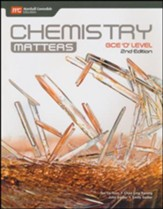 Chemistry Matters Textbook Grades 9-10 2nd Edition