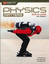 Physics Matters Textbook Grades 9-10 4th Edition