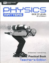 Physics Matters Practical Teacher's Edition Grades 9-10 4th Edition